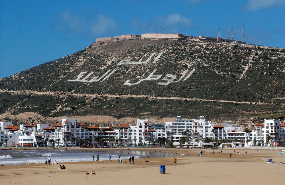 Agadir Moroccan Escapade