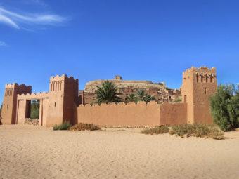 Ait-Benhaddou Moroccan Escapade
