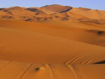 Erg Chebbi Dunes Moroccan Escapade