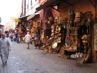 Marrakesh Moroccan Escapade