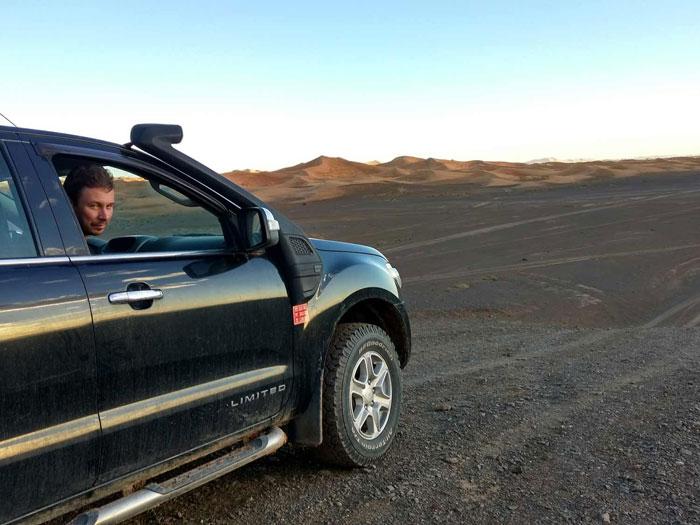 Moroccan Escapade Rally Morocco