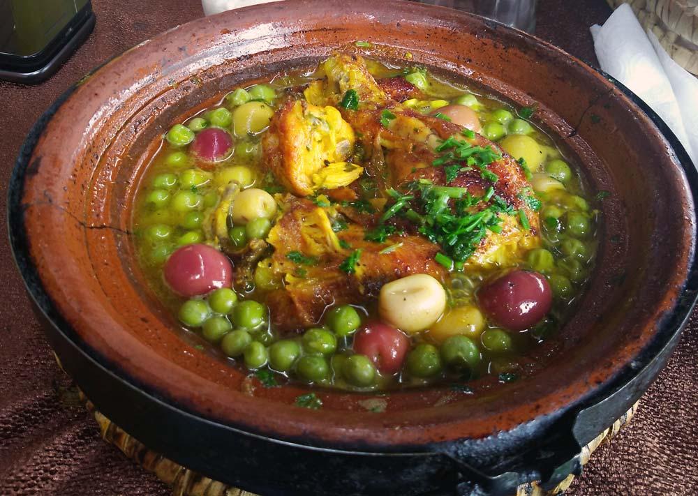 Moroccan Escapade